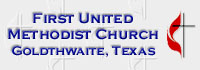 First United Methodist Church, Goldthwaite, Texas